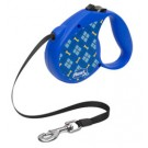 The Classic 3 retractable Flexi lead in Dapper Dog
